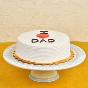 Delicious Pineapple Cake For Dad