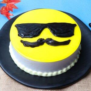 Designer Cake for Coolest Dad