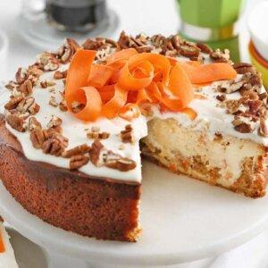 carrot cheese cake